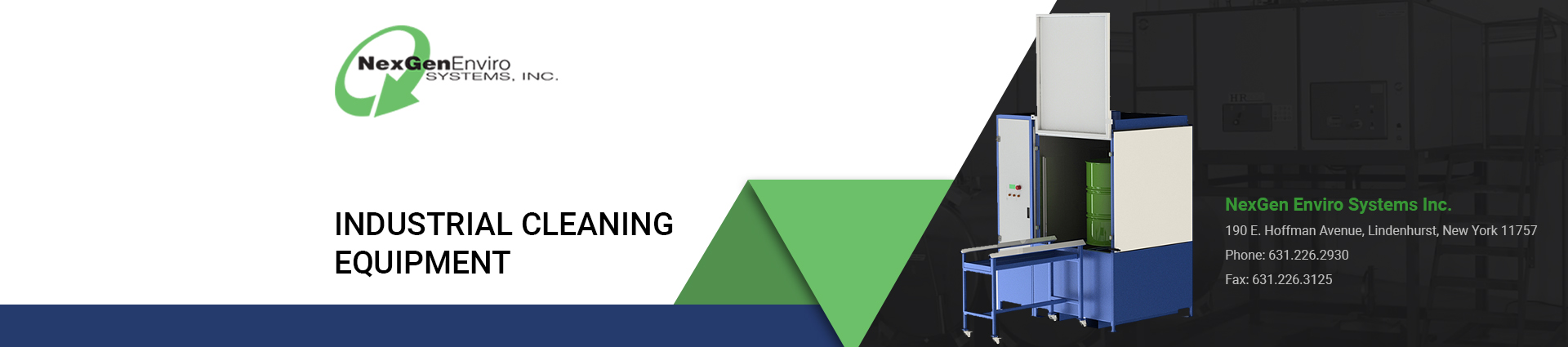 industrial-cleaning-equipment banner2 Nexgen Enviro Systems Inc